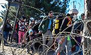 Imigranci u bram Europy