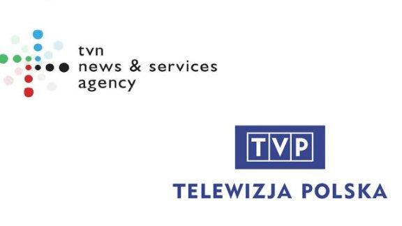 x-news, serwis agencyjny TVN Media udostępni swoim klientom materiały Telewizji Polskiej