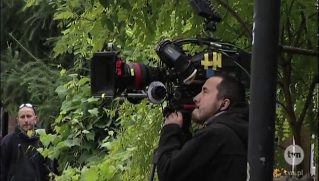 Alan Andersz i scena z klamką