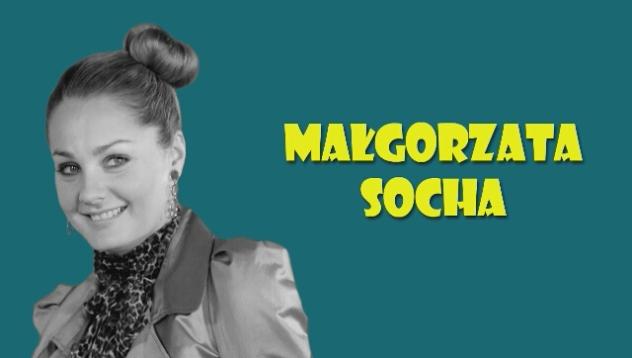 Jak Małgorzata Socha zaczynała w TVN?