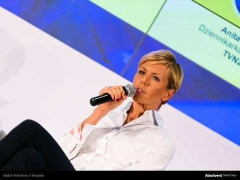 Spotkanie z Anitą Werner