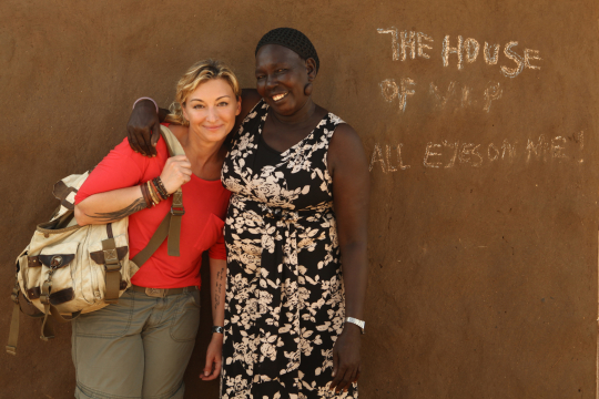 Woman at the End of the World South Sudan - New Life