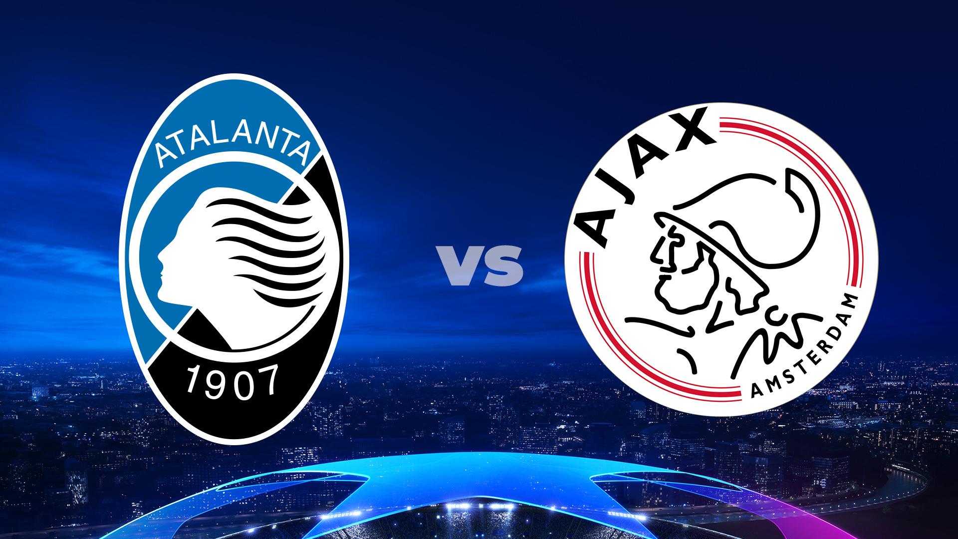 Atalanta Bergamo - Ajax Amsterdam