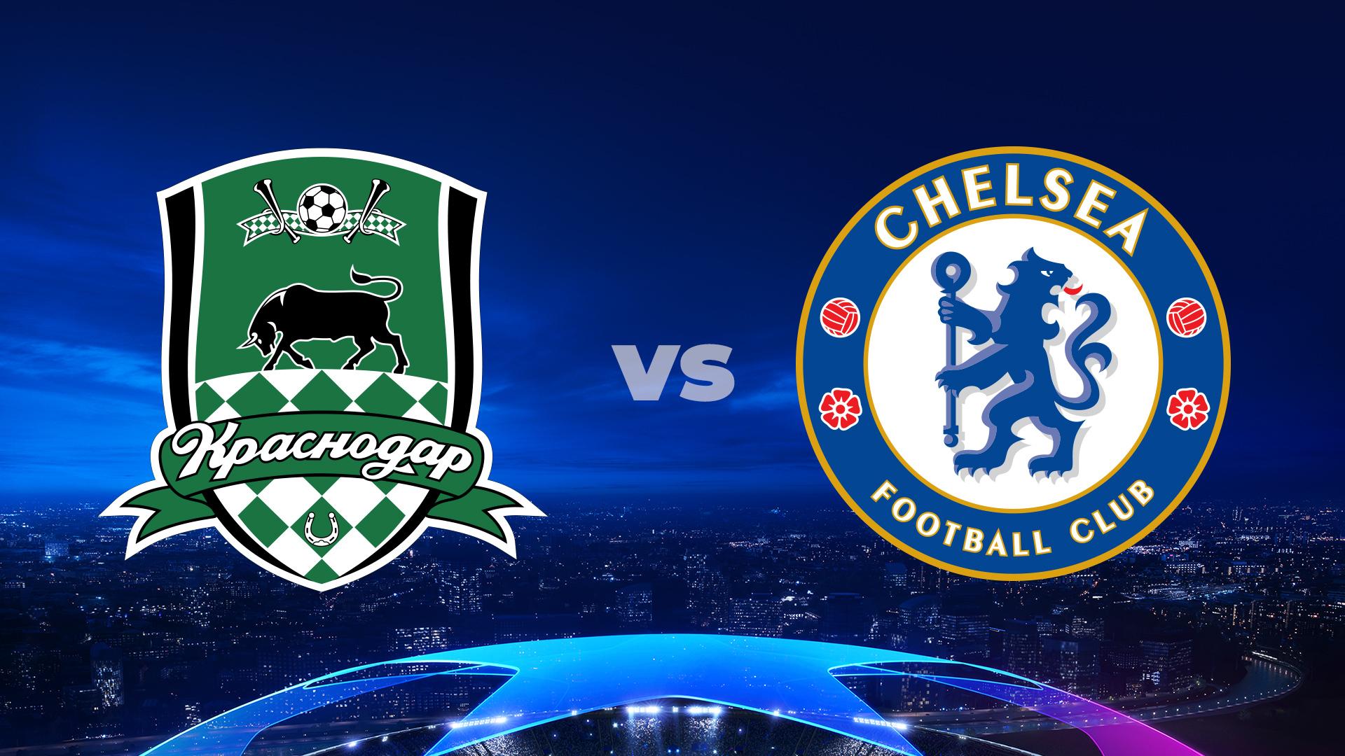 FK Krasnodar - Chelsea Londyn