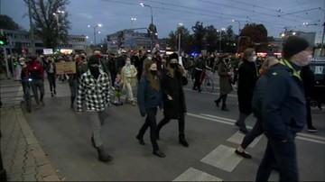 Blokady w polskich miastach. Kobiety protestują