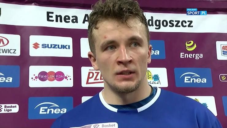 Szymkiewicz: Źle weszliśmy w mecz