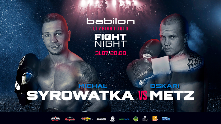 Babilon Fight Night: Karta walk