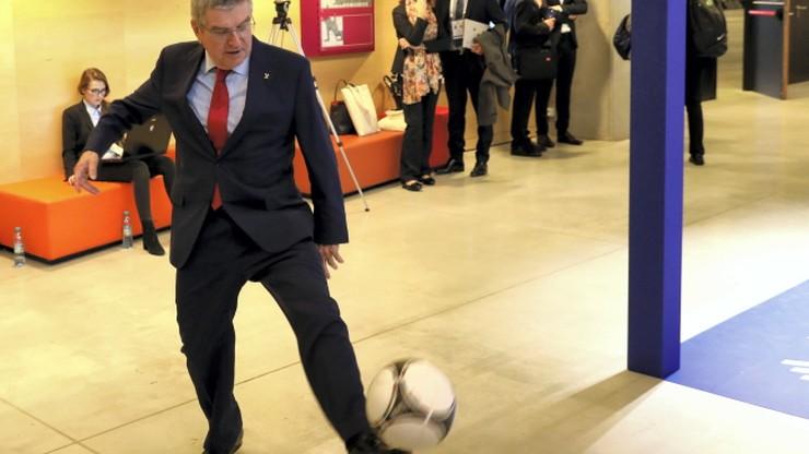 Szef MKOl: Sport i igrzyska muszą się zmieniać, wyjść do ludzi