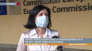Jourova: UE była naiwna myśląc, że praworządność to dobro raz dane, zawsze przestrzegane