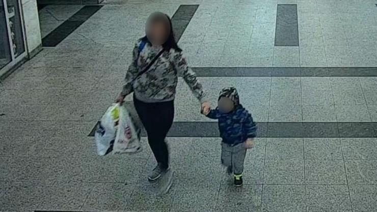 Sosnowiec. Kobieta porzuciła dziecko w centrum miasta