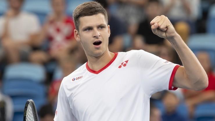 Hurkacz zaczyna przygodę z Australian Open! Relacja na żywo