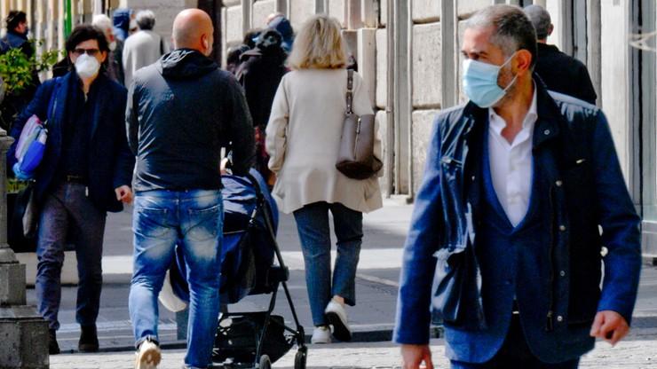 Nowe dane z Włoch. Rekordowy wzrost liczby wyleczonych z Covid-19 jednego dnia