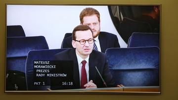 Morawiecki: we wtorek zamierzamy wdrożyć nowe rygory sanitarne