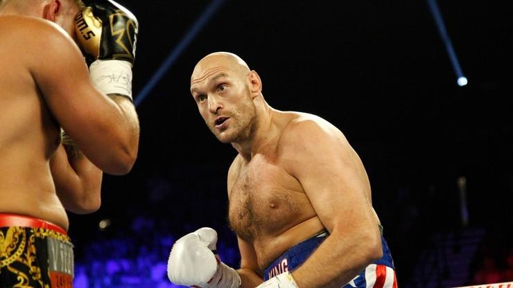 """Fury chce walczyć w UFC. """"To nie ma sensu"""""""