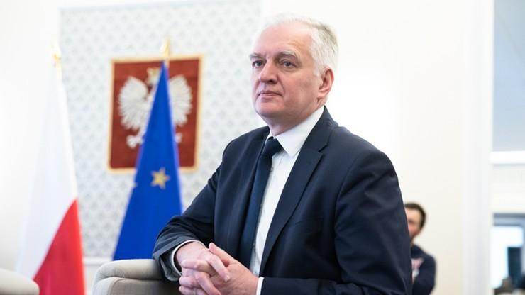 Jak zagłosuje Porozumienie ws. wyborów? Poseł zdradził szczegóły - Polsat News