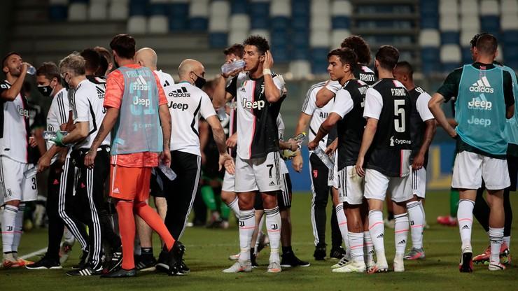 Serie A: Kolejny z rzędu mecz Juventusu bez wygranej. Wojciech Szczęsny pokonany trzy razy