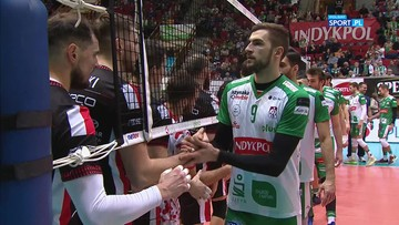 Indykpol AZS Olsztyn – Asseco Resovia 1:3. Skrót meczu