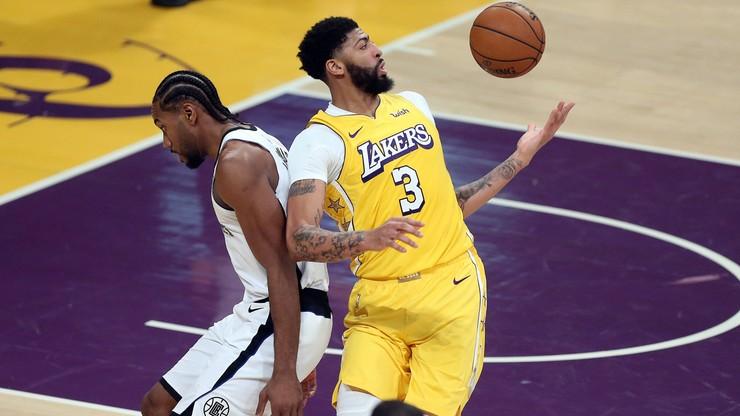 NBA: Davis pogrążył niedawnych kolegów