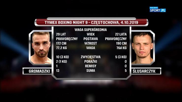 2019-10-04 Tomasz Gromadzki - Sebastian Ślusarczyk. Skrót walki