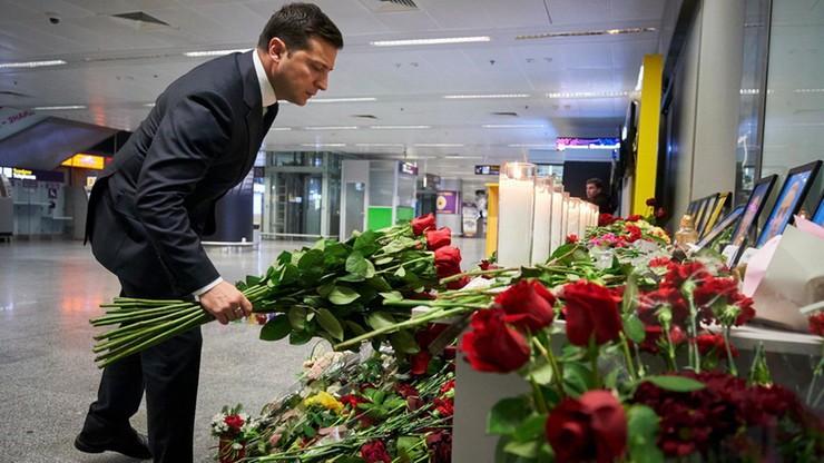 Ukraina domaga się od Iranu ukarania winnych i odszkodowania