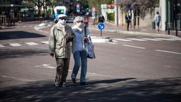 Koronawirus we Francji. W ciągu doby w szpitalach zmarło 541 osób