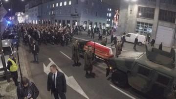 Czuwanie przy trumnie Kornela Morawieckiego. W Katedrze Polowej WP m.in. premier i prezydent