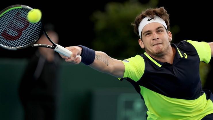 Brazylijski tenisista zakażony koronawirusem. Na początku marca wygrał turniej ATP