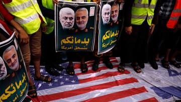 """Iran chce głowy Donalda Trumpa. """"Uzbieramy 80 milionów dolarów"""""""