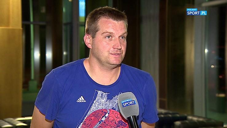 Olejniczak: Zmartwiła mnie liczba błędów Hurkacza w meczu z Chaczanowem