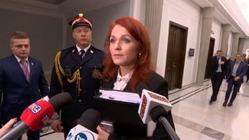 """Grzywna dla szefowej Kancelarii Sejmu. """"Odwołam się"""""""