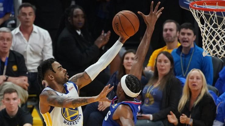NBA: Clippers nie dali szans Warriors