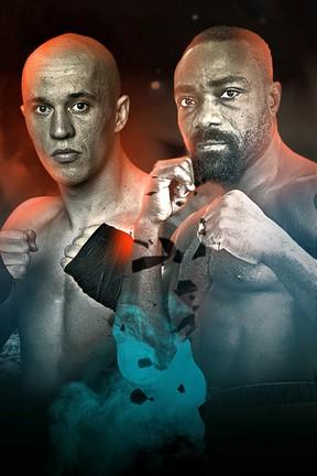 2020-11-10 Michał Cieślak vs Taylor Mabika na gali Polsat Boxing Night