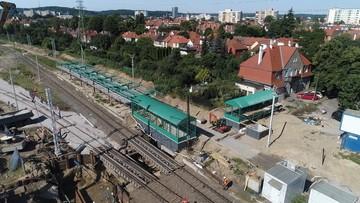 Remont stacji widmo za milion zł. Nie zatrzyma się tam żaden pociąg