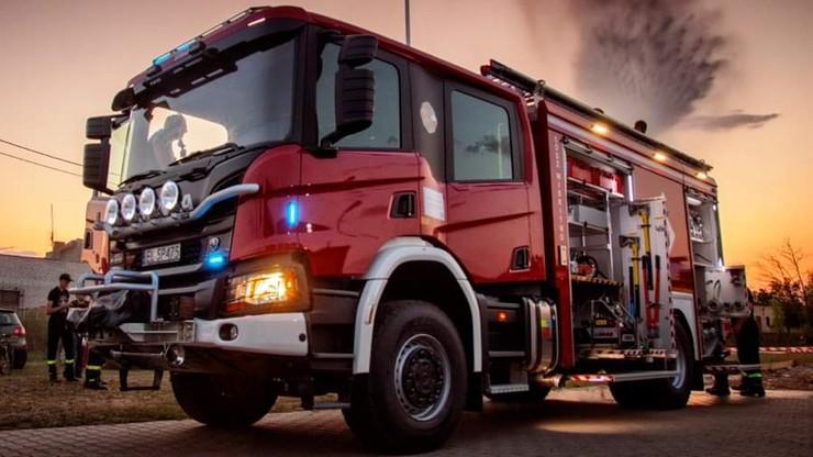 """Strażacy apelują o pomoc, zostali okradzeni. """"To musiała być zaplanowana akcja"""" - Polsat News"""