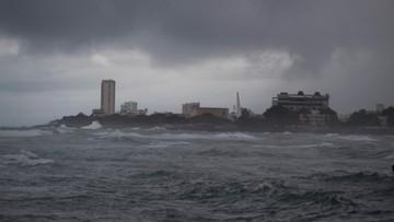 Burza przekształciła się w huragan. Izajasz ma uderzyć w Nowy Jork