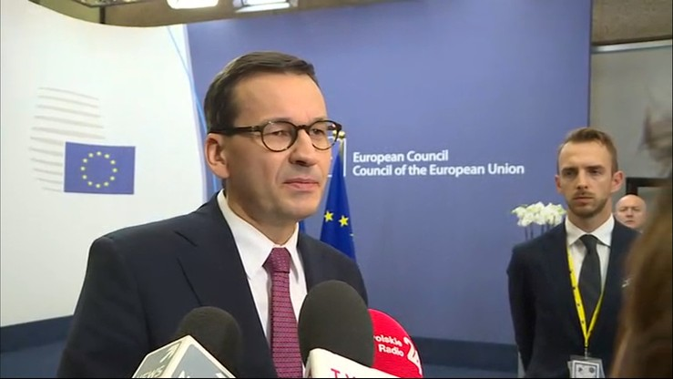 """""""Jeśli chcemy więcej Europy, to musimy przeznaczać na to środki"""". Premier po szczycie UE"""