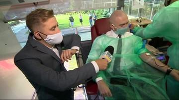 Dziennikarze Telewizji Polsat oddali krew potrzebującym