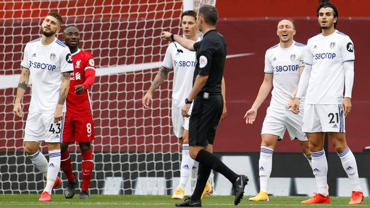 Trener Leeds United: Liverpool był lepszy