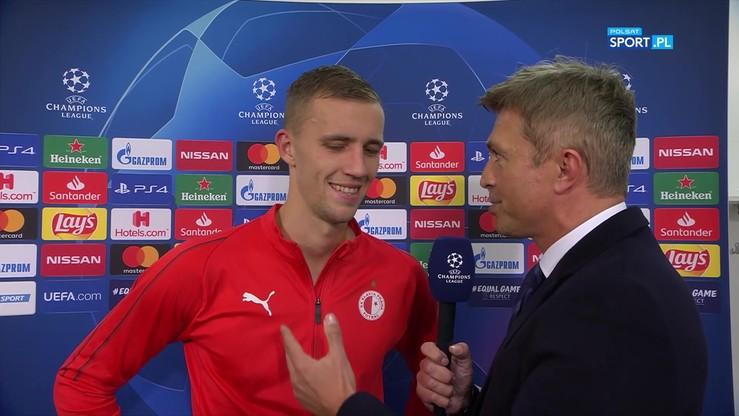 Soucek: Mieliśmy więcej okazji od Barcelony, ale mamy zero punktów