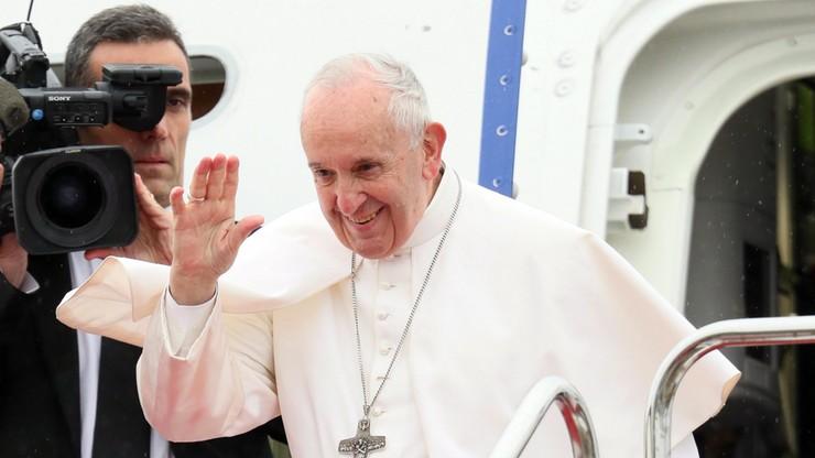 Papież Franciszek wysłał telegram do Andrzeja Dudy