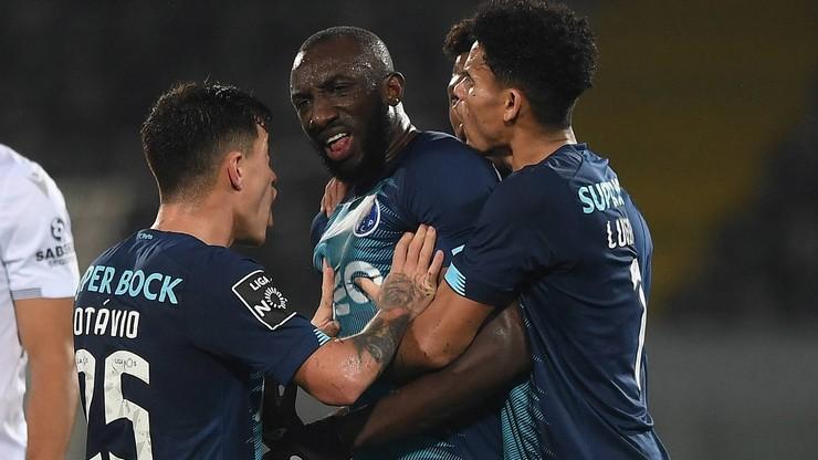 Rasistowski skandal w Portugalii. Piłkarz Porto zszedł z boiska