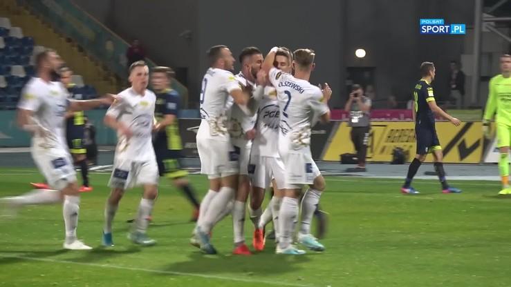 2019-10-18 PGE Stal Mielec - Sandecja Nowy Sącz 5:1. Wszystkie bramki