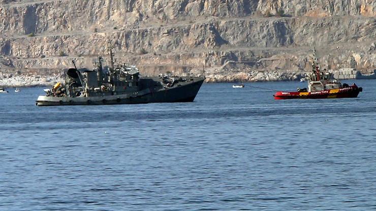Katastrofa kontenerowca Maersk Launceston. Polski kapitan wyszedł z aresztu