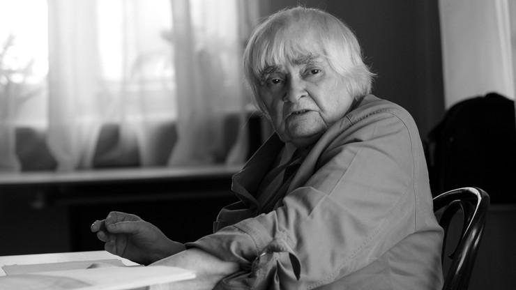 Zmarła prof. Maria Janion. Miała 93 lata