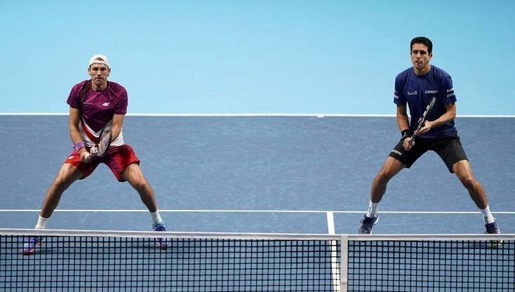 ATP w Kolonii: Porażka Łukasza Kubota w ćwierćfinale debla