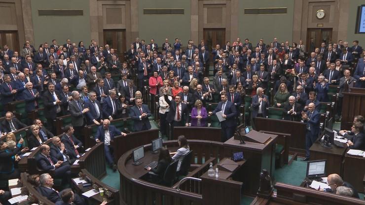 Nowelizacja ustaw sądowych. Sejm podjął decyzję