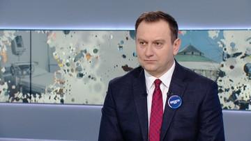Szef sztabu Biedronia: Duda pokazał środkowy palec Polakom