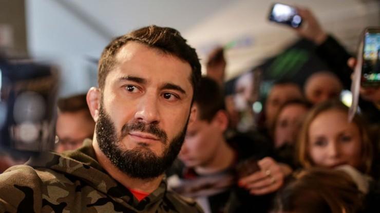 Mamed Khalidov o kolejnej walce dla KSW: Chcę walczyć z najlepszymi