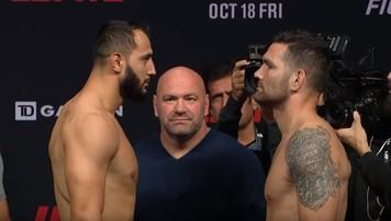 UFC: Reyes - Weidman. Transmisja w Polsacie Sport Extra