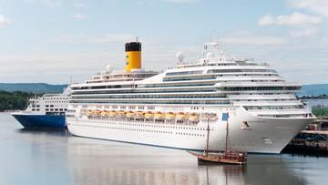 Costa Fortuna utknął u wybrzeży Malezji. Na pokładzie statku ok. 100 Polaków